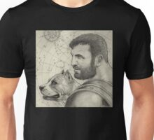 Orion and Sirius Unisex T-Shirt