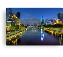 Southbank • Melbourne • Australia  Canvas Print