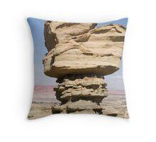nature work Throw Pillow