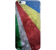 Seychelles Grunge iPhone Case/Skin