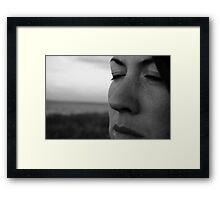 Heart and Soul Framed Print
