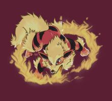 Rising Rivals Arcanine by SuperFang