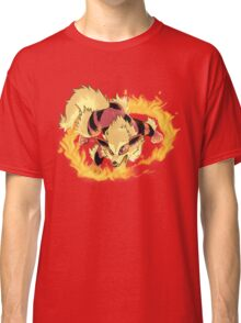 Rising Rivals Arcanine Classic T-Shirt