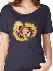 Rising Rivals Arcanine Women's Relaxed Fit T-Shirt