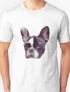 Stitch The French Bulldog Unisex T-Shirt