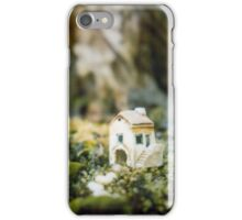 Fairy House In The Woods - II iPhone Case/Skin