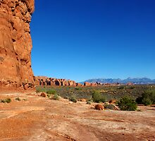 Arches National Park, Utah USA by Vicki Pelham