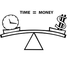 time is money by JamesXXX