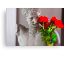 """*""""To love and win is the best thing. To love and lose is the next best..""""-Wm. M. Thackeray.* Canvas Print"""