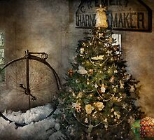 Bike - I wanna bike for Christmas  by Mike  Savad