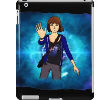 Max the Human Time Machine iPad Case/Skin