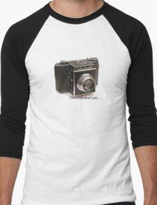 Film: not dead yet... Men's Baseball ¾ T-Shirt