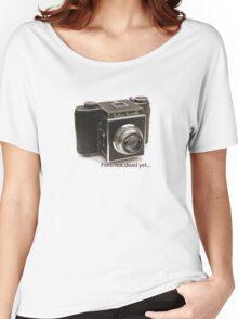 Film: not dead yet... Women's Relaxed Fit T-Shirt