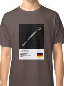 AVUS Circuit Classic T-Shirt