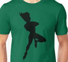 Peter Pan - silhouette Unisex T-Shirt