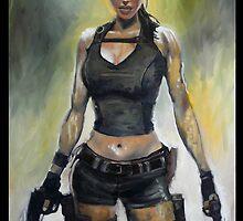 LARA by Wayne Dowsent