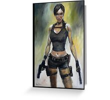 LARA Greeting Card