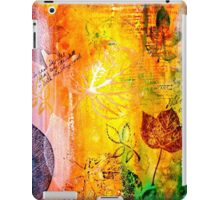 Nature...Layered with Texture iPad Case/Skin