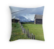 Memories Linger On Throw Pillow