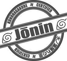 Konoha Jonin Grey by Methrade