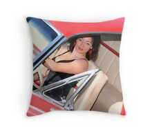 Pin Up by Sweetgrass 2 Throw Pillow