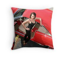 Pin Up by Sweetgrass 3 Throw Pillow