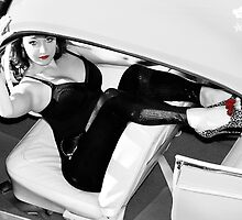 Pin Up by Sweetgrass 5 by Leta Davenport
