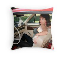 Pin Up by Sweetgrass 6 Throw Pillow