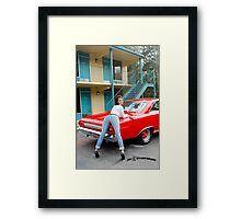 Pin Up by Sweetgrass 10 Framed Print