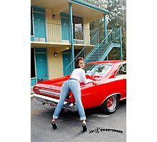 Pin Up by Sweetgrass 10 Photographic Print