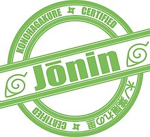Konoha Jonin Green by Methrade