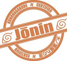 Konoha Jonin Orange by Methrade