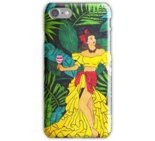 La Selva Caliente.  iPhone Case/Skin