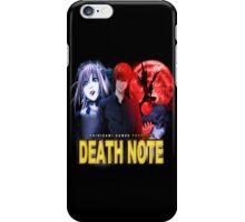Death Noire iPhone Case/Skin