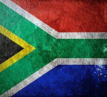 South Africa Grunge by GMackenzie