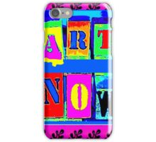 Art Now iPhone Case/Skin