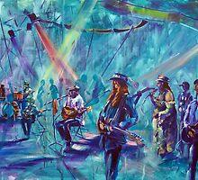 All Stars Jam Goulburn Blues Festival by tola