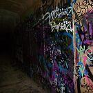 Art Tunnel by Beau Williams