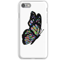 Psychedelic Butterfly iPhone Case/Skin