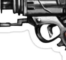 RAY GUN Sticker