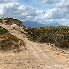 The Road To Faraid Head by Jamie  Green