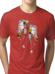 Sisters in a Bottle Tri-blend T-Shirt
