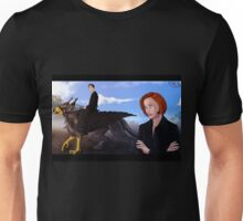 Mulder, no! Unisex T-Shirt