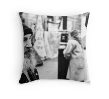 peace campaigner Throw Pillow