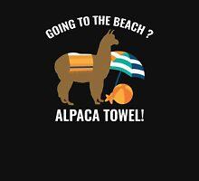 Alpaca Towel Unisex T-Shirt