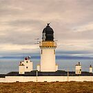 The Most Northerly Lighthouse On The Mainland by Jamie  Green