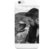 Peter and Gemma iPhone Case/Skin