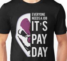 PAYDAY HOXTON REBORN : WHITE Unisex T-Shirt
