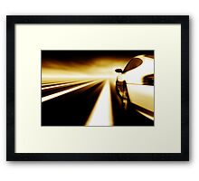Porsche 996 GT3RS #1  Framed Print
