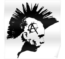 Punk Anarchy Poster